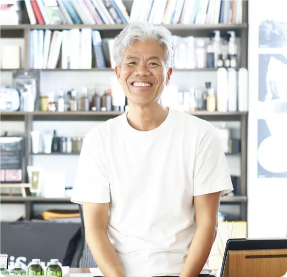 株式会社 コーカス 代表取締役 緒方 教介